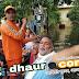 राजेंद्र नगर में ट्रेक्टर से पप्पू यादव ने बांटी राहत सामग्री, मांगी देशभर से मदद
