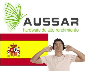 La tienda española Aussar es una tienda informática dedicada a componentes, con ofertas, promociones y regalos a clientes todo el año.