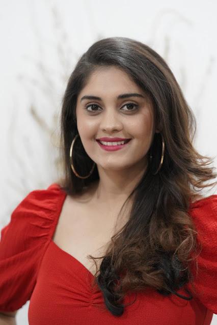 Actress Surabhi Stills From Sashi Movie Interview