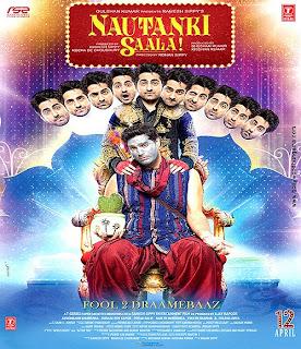 Download Free Nautanki Saala (2013) - 1CD - HDSCamRip - XviD Full Movie