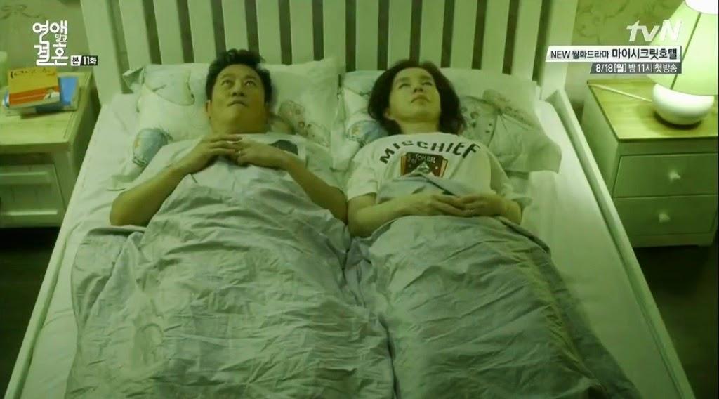 Sinopsis Drama Marriage Not Dating Episode (Tamat)