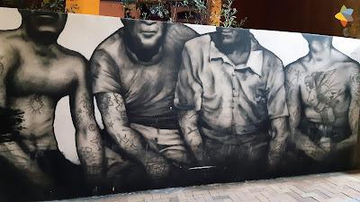 Street Art en Benidorm