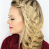 Cascading Braid Hair Style for Girls and Women