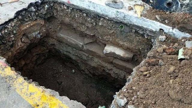 Κρήτη: Οι εργασίες για τις οπτικές ίνες αποκάλυψαν...αρχαία