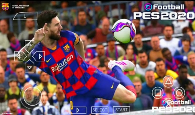 Download Pes 2020 Ppsspp Iso File For Android - PS4 Camera
