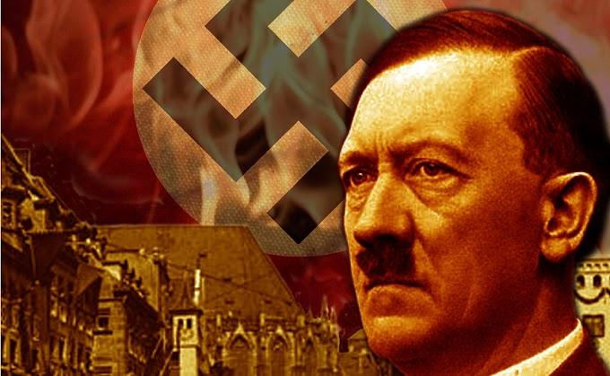 Η σβάστικα ήταν ιερό σύμβολο με ιστορία 12.000 ετών, αλλά ο Χίτλερ την έκανε σύμβολο του ναζισμού