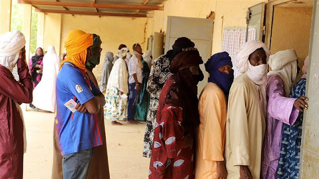 Malians go to polls despite coronavirus, security fears