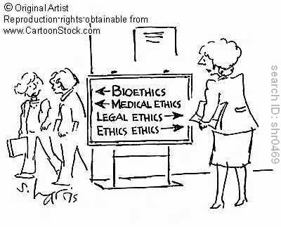 Diary of a Physician Assistant Wannabe: Bioethics