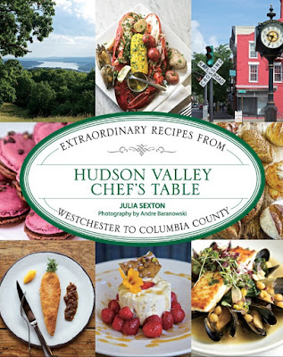 download ebook Hudson Valley Chef's Table: Extraordinary Recipes From Westchester to Columbia County