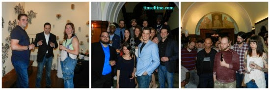 Tinsel & Tine Philly Film & Food Blog: June 2015