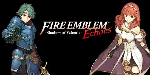 Nuevos detalles e imágenes de Fire Emblem Echoes: Shadows Of Valentia