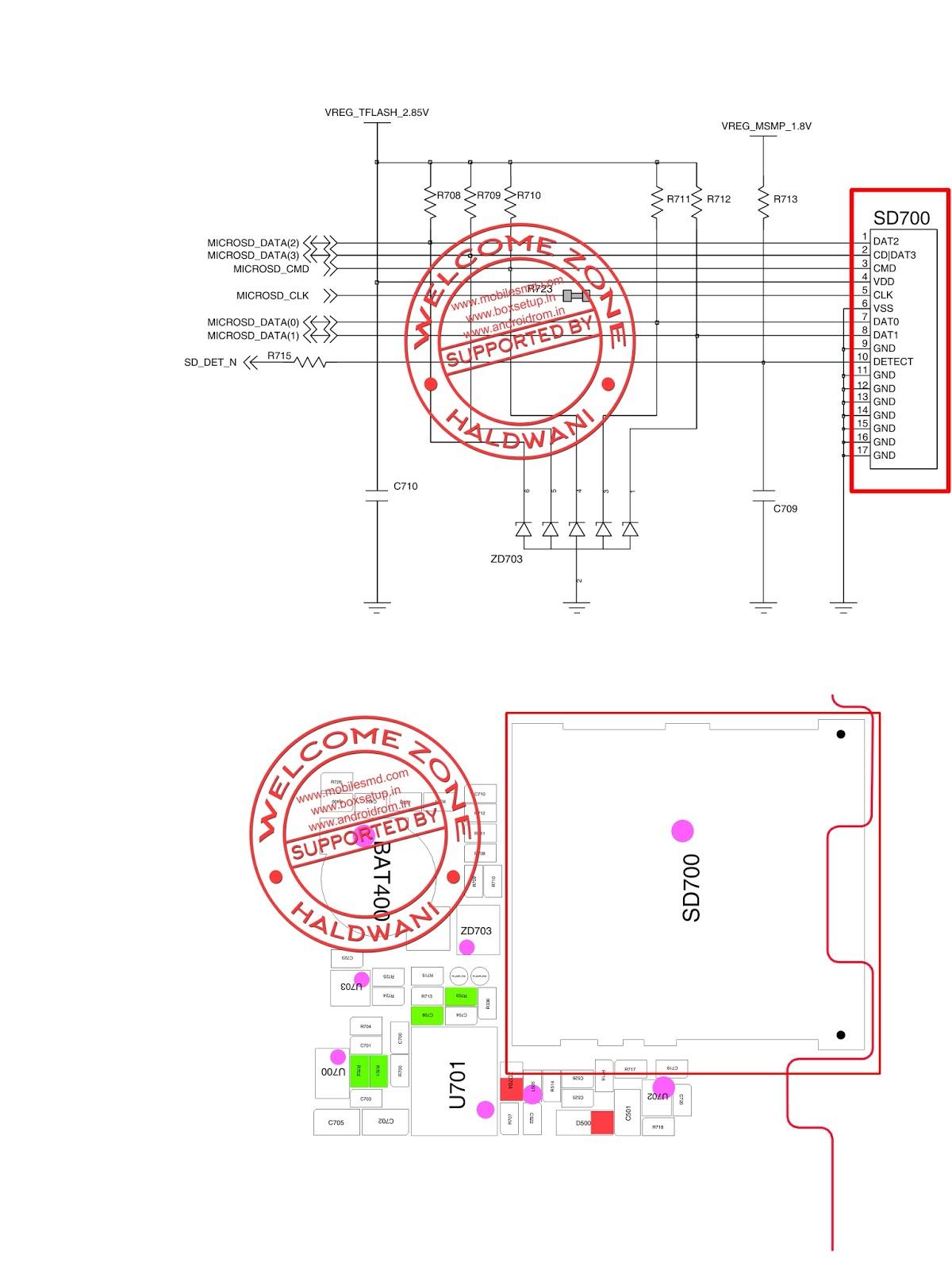 Samsung S7562 Schematic Diagram Download