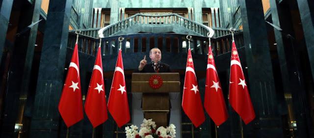 """Ο ΣΥΡΙΖΑ λειτουργεί ως """"Δούρειος Ίππος"""" του Ερντογάν"""