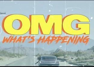 OMG What's Happening Lyrics - Ava Max
