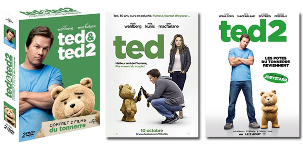 Coffret Ted