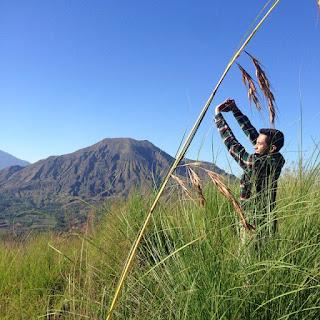 Bukit Cinta Pinggan, Tempat Melihat Sunrise Terbaik di Kintamani