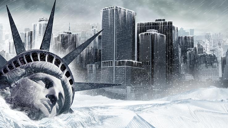 Ice Age, Kiamat Es di Amerika
