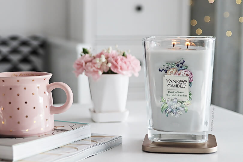 yankee candle passionflower recenzja blog