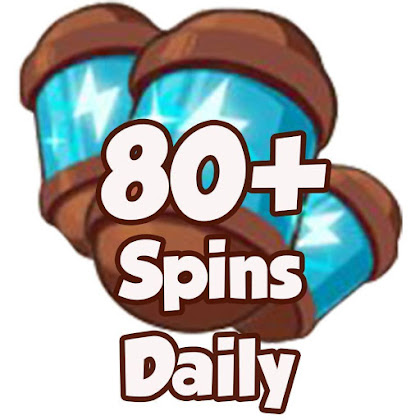 Latest coin master spin link
