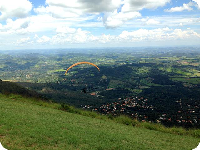 Topo do Mundo : Serra da Moeda em Brumadinho - Minas Gerais