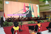 Universitas Jember Wisuda 888 Lulusan