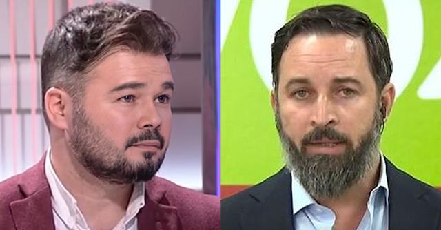Gabriel Rufián y Abascal