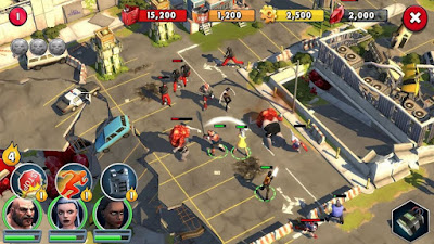 game zombie terbaik android zombie anarchy