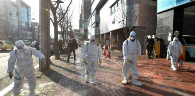 Jumlah Korban Corona Di Korsel Terus Melonjak, DPR Minta Pemerintah Evakuasi WNI Di Daegu