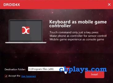Download Droid4X - Phần mềm giả lập Android nhẹ trên máy tính g
