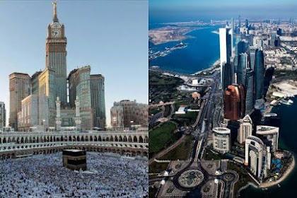 perbedaan antara Arab Saudi dan Uni Emirat Arab