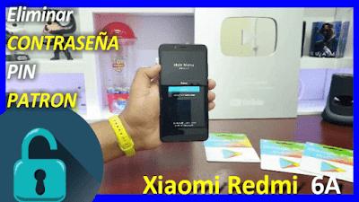 Restaurar de fabrica Xiaomi Redmi 6a