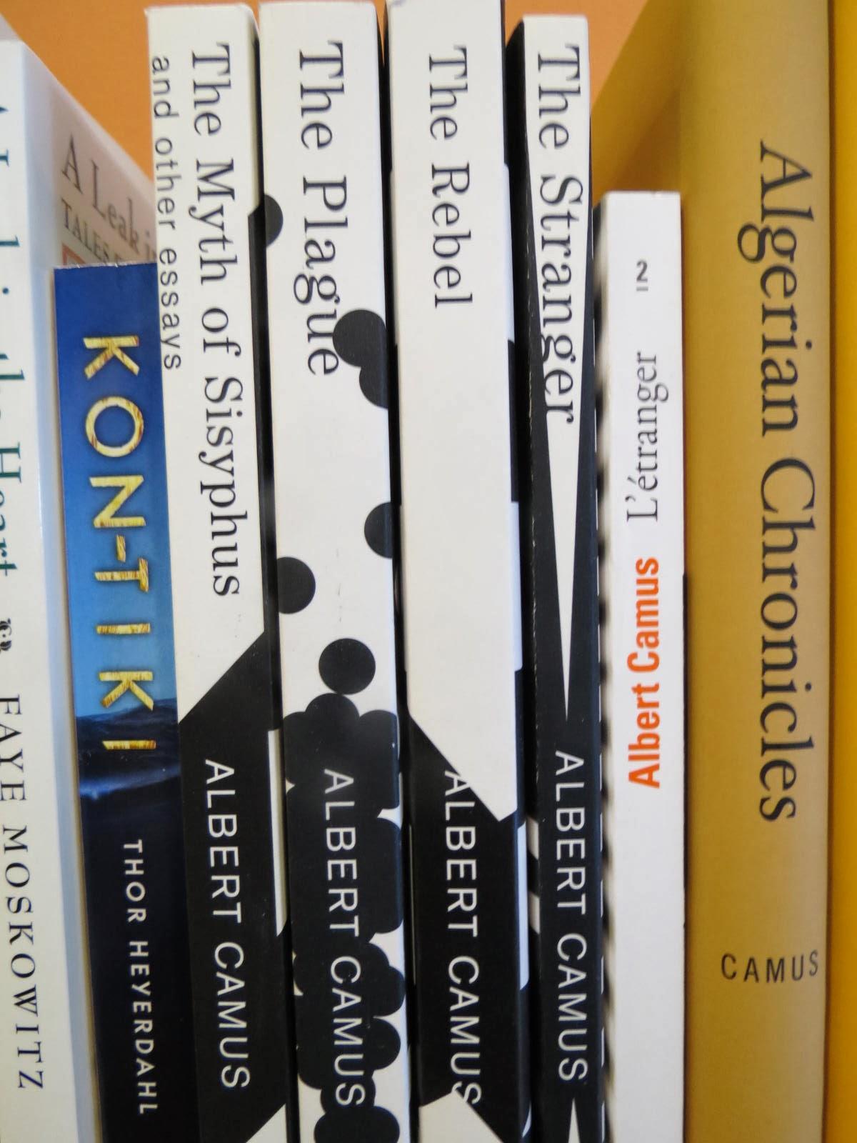 books in northport 2013 albert camus titles