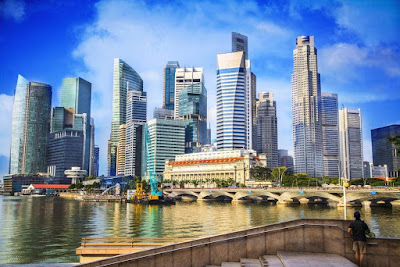 Beautiful Place in Singapore