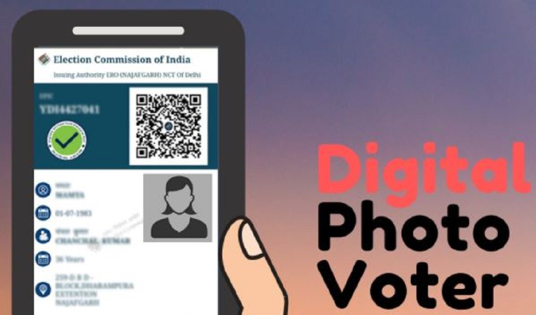Election Commission considering digital voter ID in future