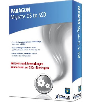 Download Paragon Migrate OS to SSD 5.0 Full