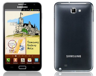 Flash Samsung Galaxy Note LTE SHV-E160S