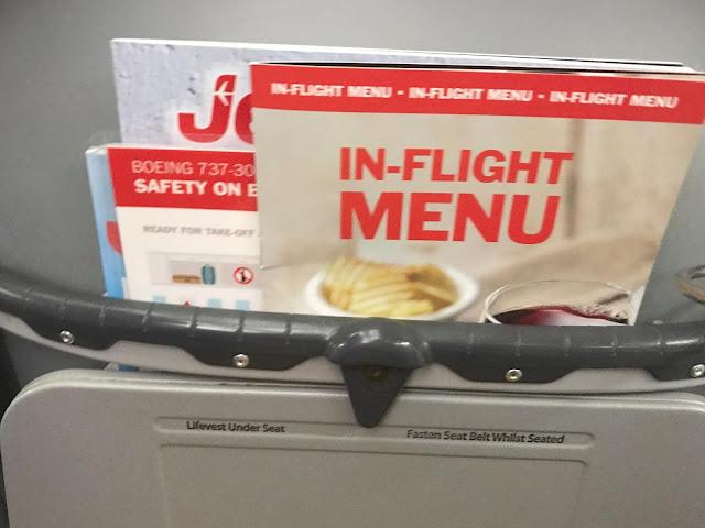 jet2 onboard leaflets