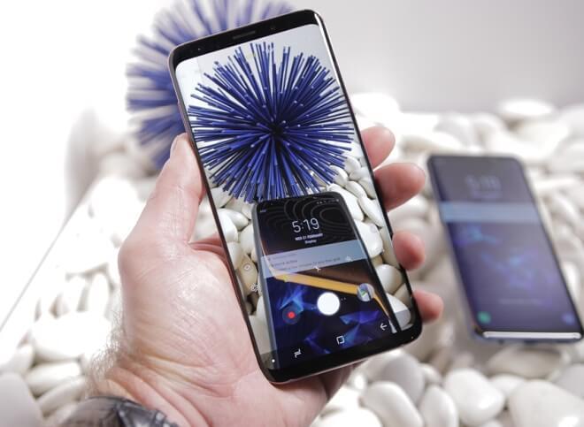 Samsung Galaxy S9 Smartphone Terbaik 2018?