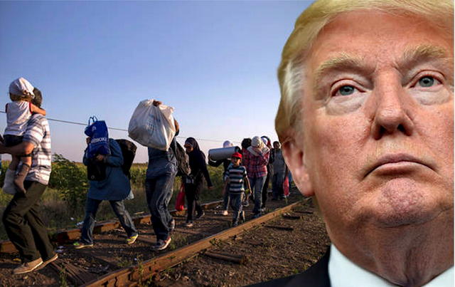 VIDEO Trump To Cut Number Of Refugees To Lowest In History