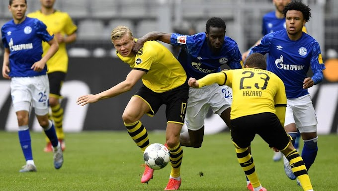 El fútbol alemán comienza cuando Europa comienza a reabrir