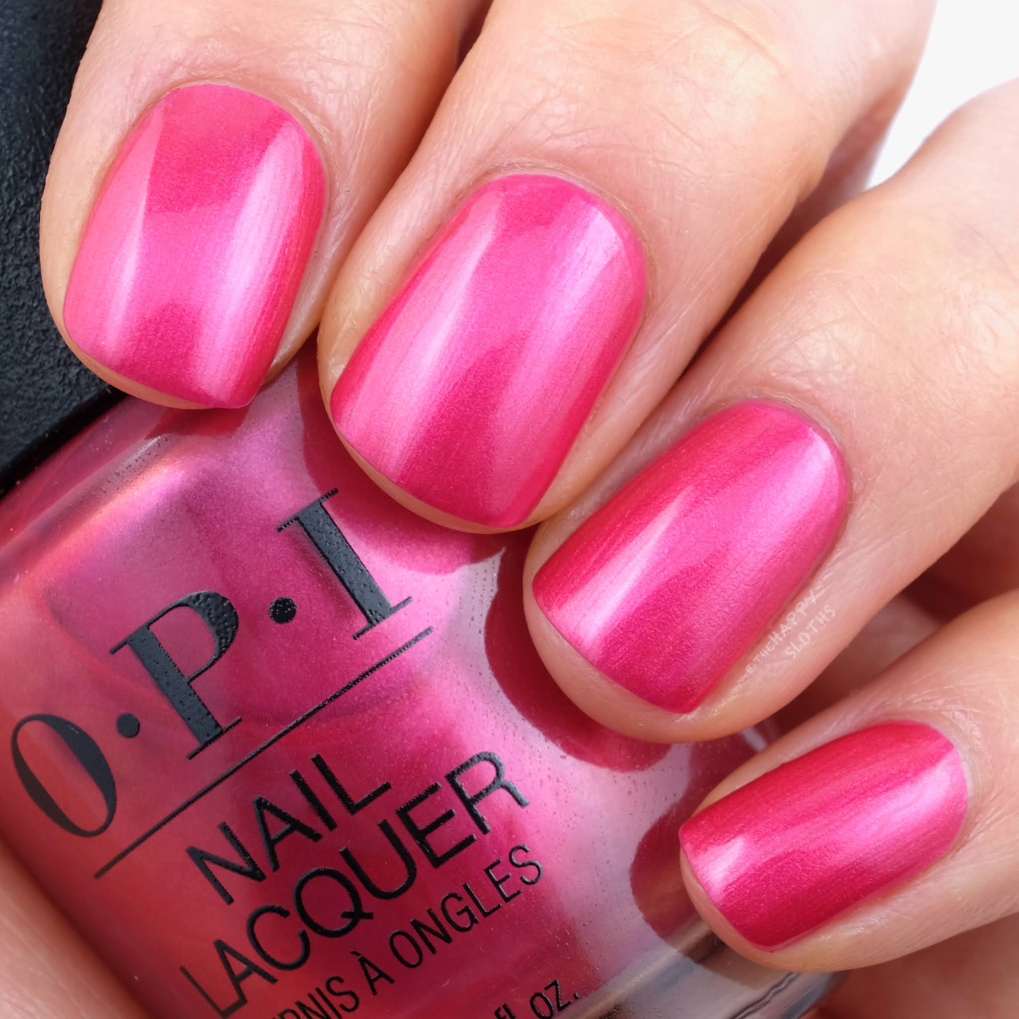OPI | Spring 2021 Hollywood Collection | 15 Minutes of Flame: Review and Swatches