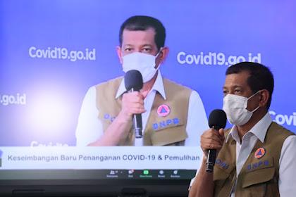 Doni Monardo Mengaku Optimis dalam Penanganan COVID-19
