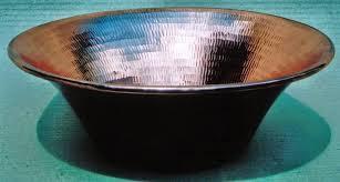 kerajinan bowl tembaga