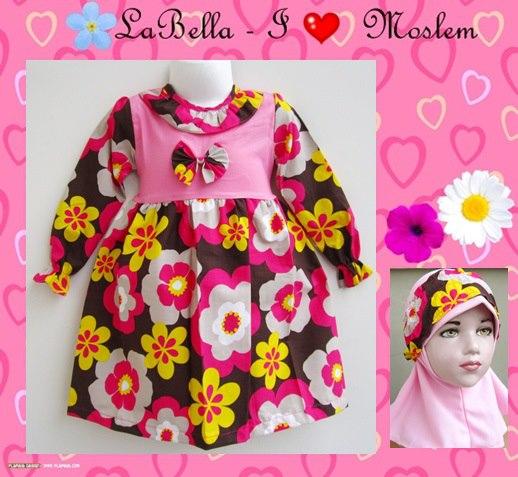xs 12 kumpulan foto baju muslim anak perempuan usia 1 tahun,Model Baju Muslim Anak 1 Thn