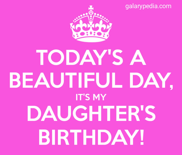 Daughter birthday images download free