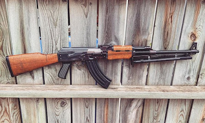 Bosnian-Croation-AK-RPK