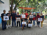 Peduli Bencana Sulawesi, Gabungan Komunitas Gelar Galang Dana