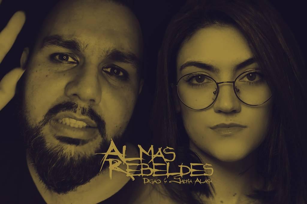 Viver pelo amor. Essa é a principal mensagem do novo single de DIGAØ, intitulado Almas Rebeldes. A música trata-se de uma espécie de hino em prol da luta contra a opressão e os preconceitos como um todo, tendo sido inspirada em bandas como Smashing Pumpkins e ZWAN.