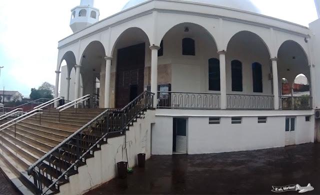 Mesquita, árabe, Foz do Iguaçu, Paraná