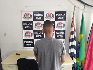 Dise de Registro-SP Captura Homem Procurado no estado do Paraná